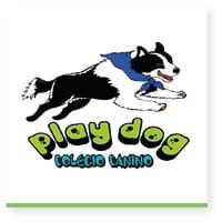 play dog logo